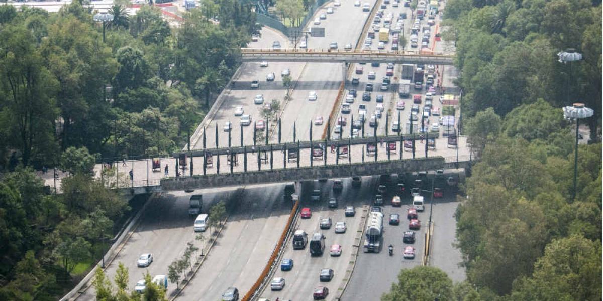 Podrán circular siete mil autos de Michoacán en la CDMX