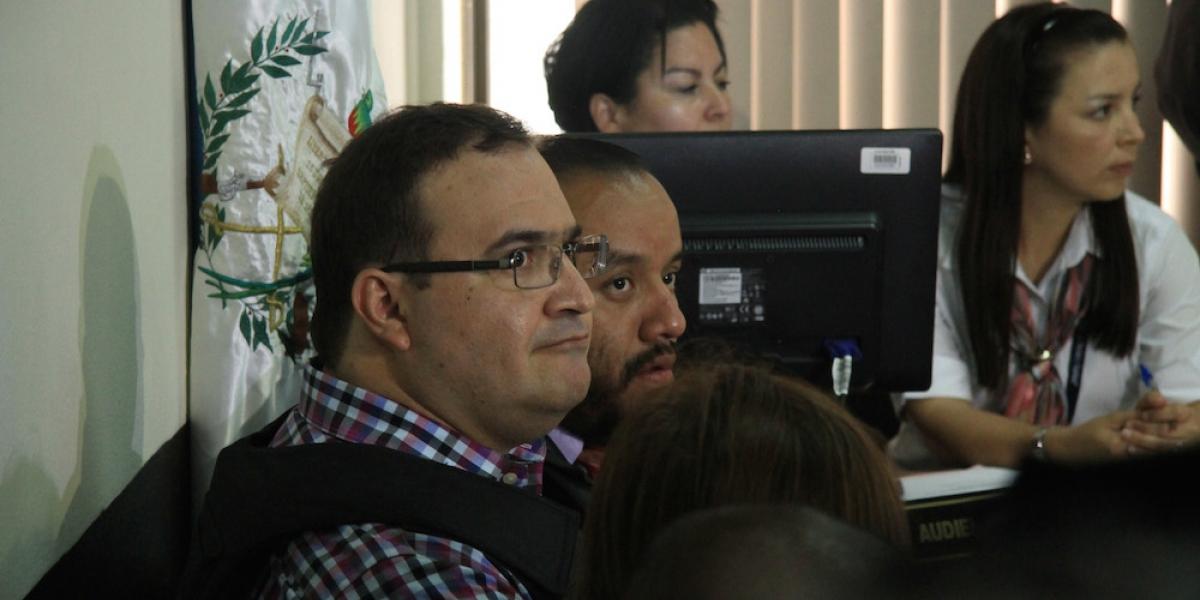 Alista PGR solicitud de extradición de Javier Duarte: SRE