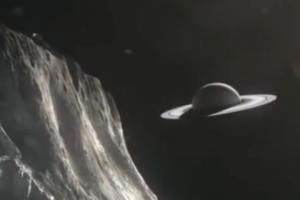 NASA revela imágenes de los anillos de Saturno nunca antes vistas
