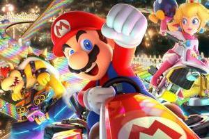 """La evolución de """"Rainbow Road"""" a la espera de un nuevo Mario Kart"""