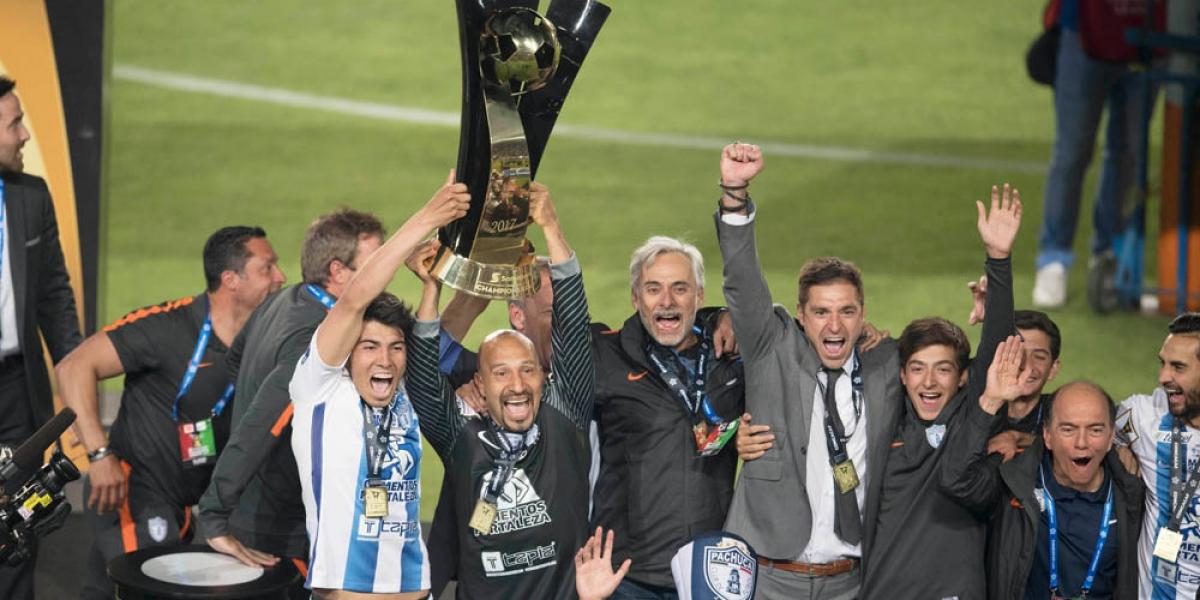 Pachuca, nuevo monarca de la Liga de Campeones de la Concacaf