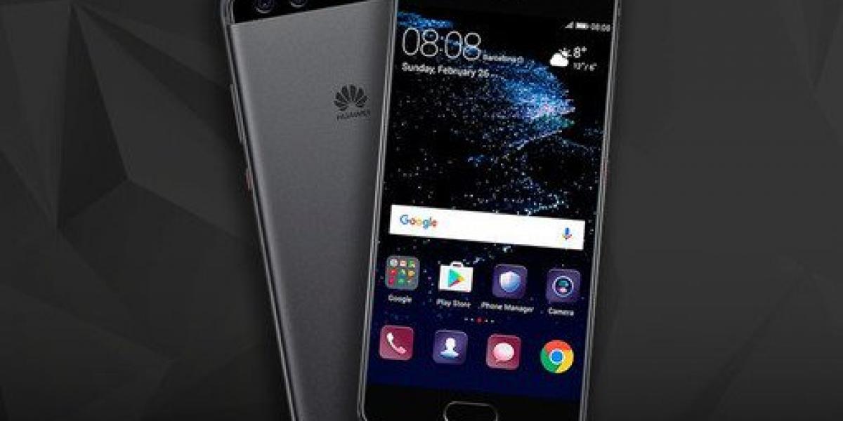 Huawei presenta sus modelos P10 y P10 plus para competir con Apple y Samsung