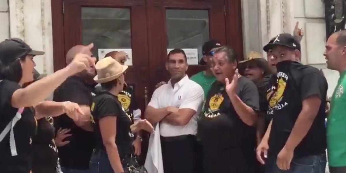 Representantes novoprogresistas censuran intimidación a empleados del Capitolio