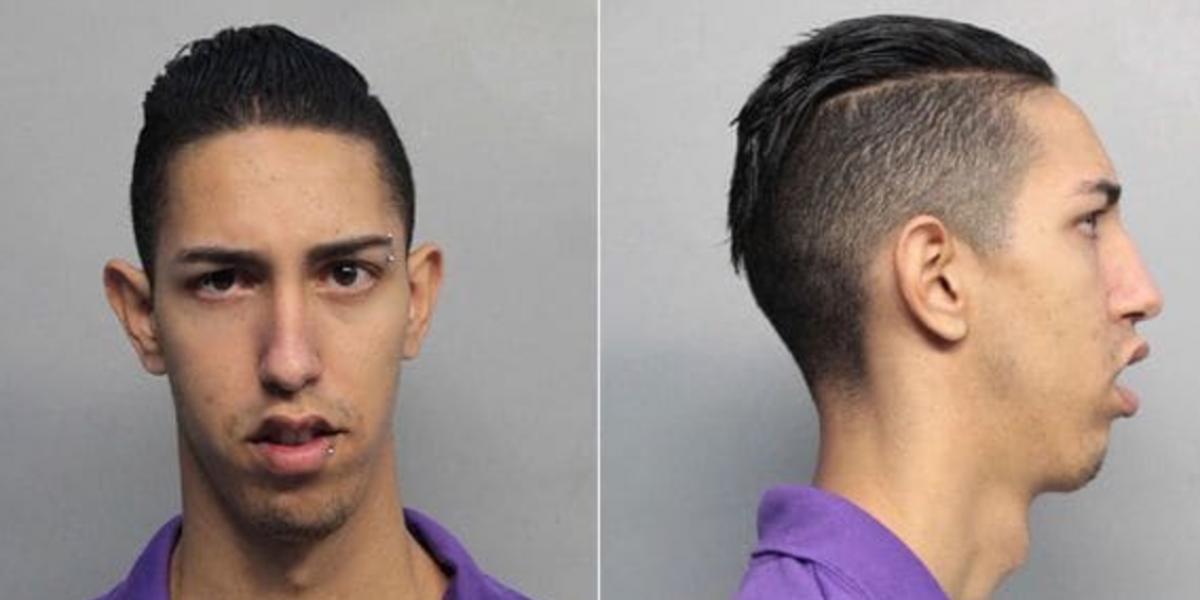 Arrestan a Peter La Anguila