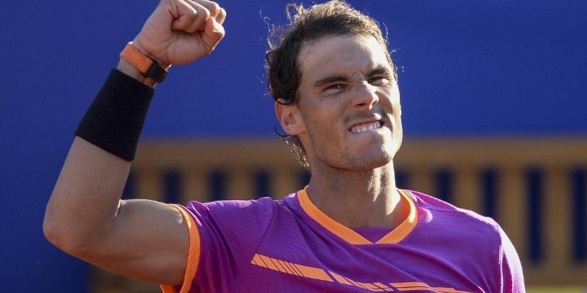Nadal y Murray luchan para ser semifinalistas del Conde de Godó
