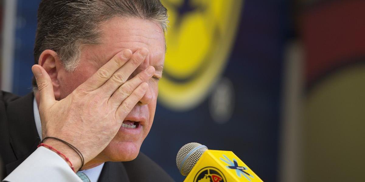 Ricardo Peláez confirmó su salida de América: