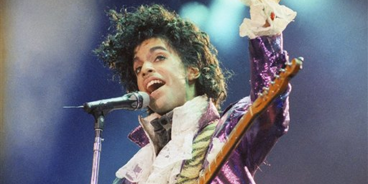 Purple Rain incluirá temas inéditos de Prince
