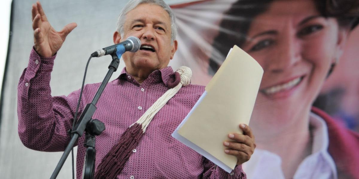 AMLO asegura tener pruebas que avalan corrupción de Yunes