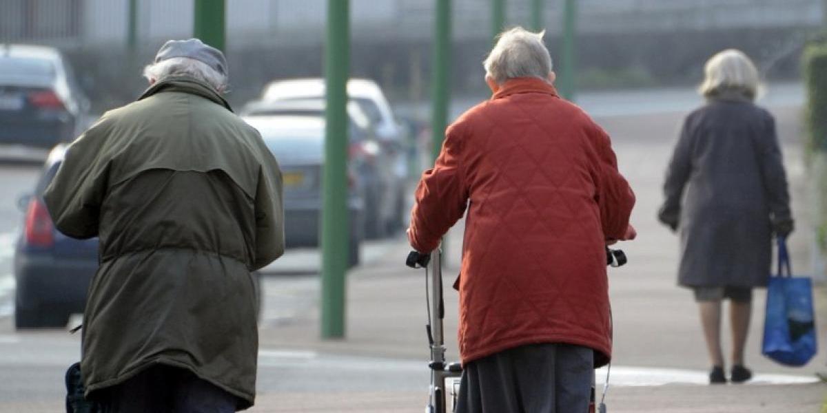 Una pareja británica fallece el mismo día tras 77 años de matrimonio