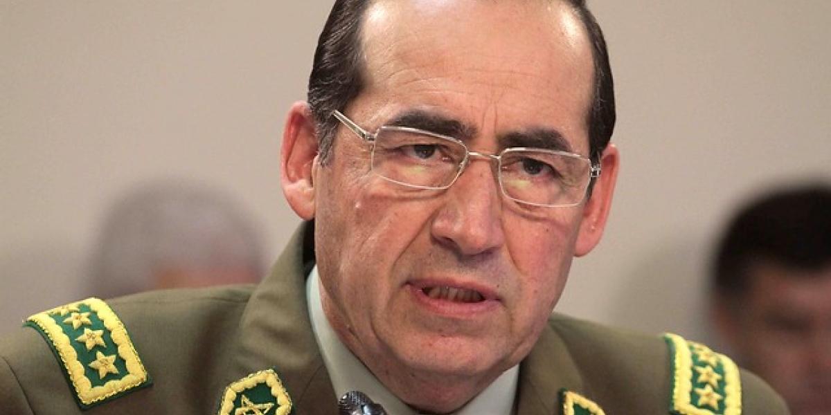 """Ex general de Carabineros asegura que no tenía indicios del fraude: """"Lo hubiese reventado yo mismo"""""""