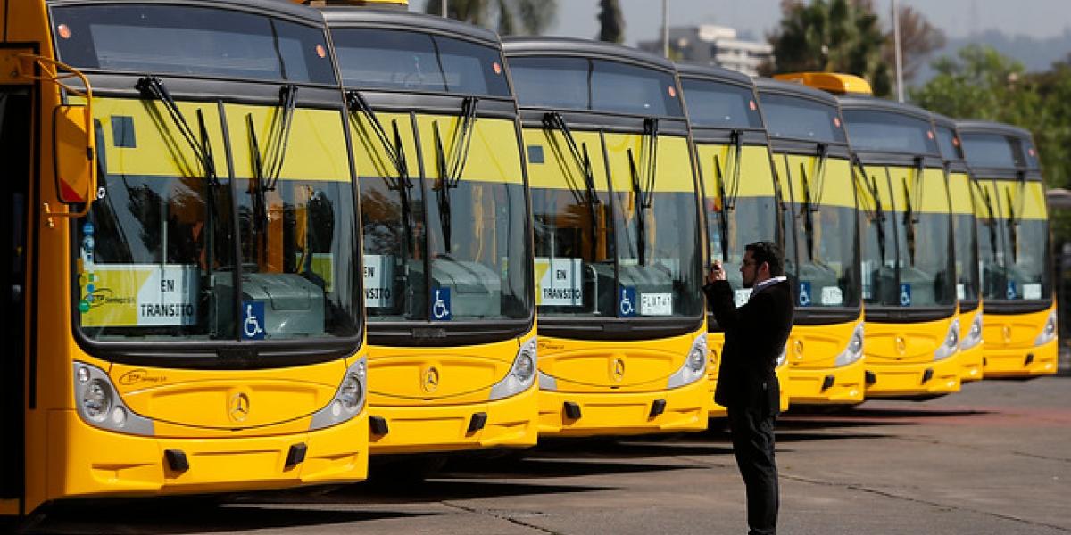 Transantiago reforzarán recorridos a los terminales de buses por fin de semana