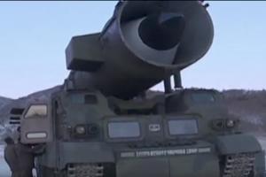 Propaganda muestra cómo sería el bombardeo de Pionyang a la Casa Blanca