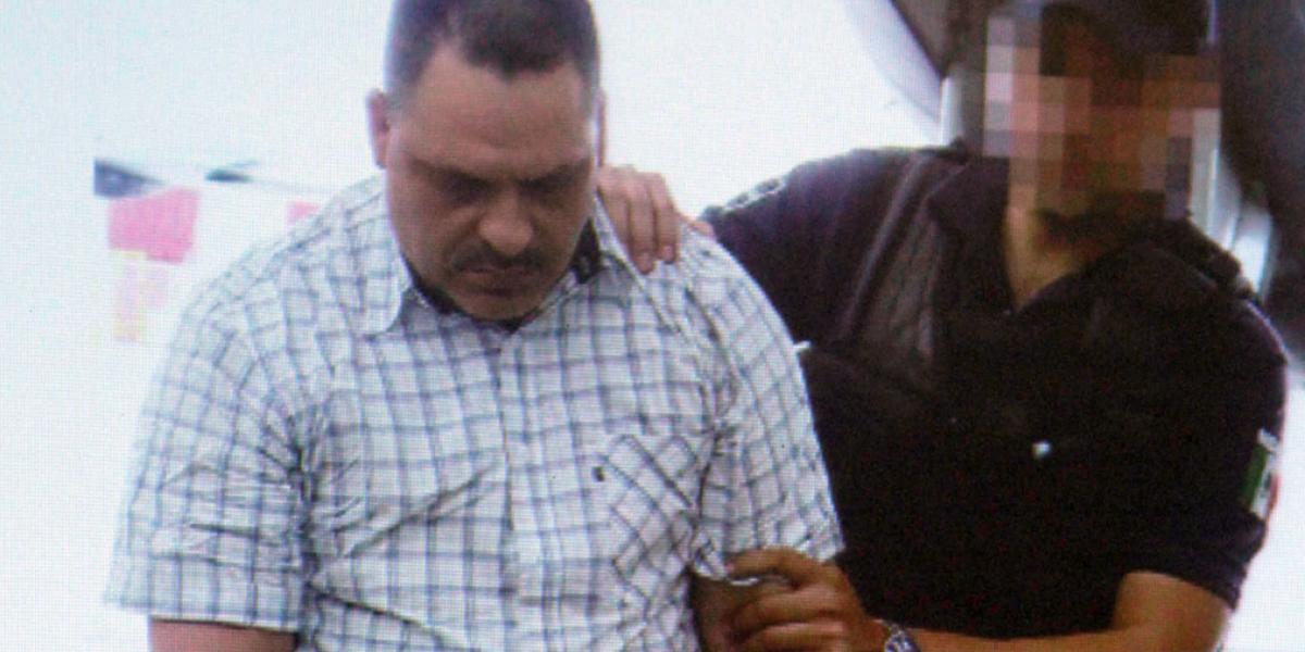 Sentencian a 10 años de prisión a Inés Coronel, suegro de