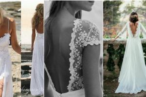 Estos son los estilos de vestidos de novia que se usarán este 2017