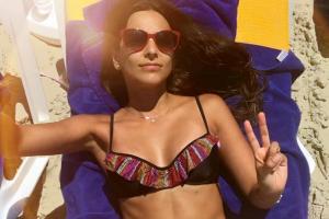 Daniela Castillo se luce en Instagram con foto en bikini en sus vacaciones en Cuba