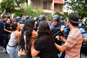 Junta de Control Fiscal hace exhortación a manifestantes