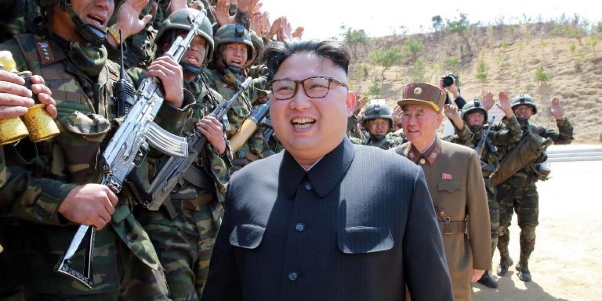 Revelan como sería el ataque de Corea del Norte a la Casa Blanca y a la flota de EEUU