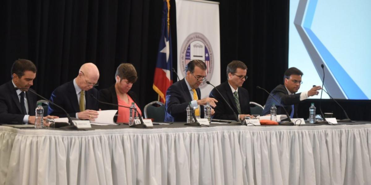 Junta de Control Fiscal aprueba planes de corporaciones con enmiendas