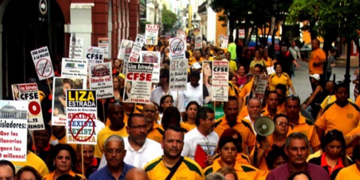Tribunal ordena cese y desista a sindicatos Fondo del Seguro del Estado