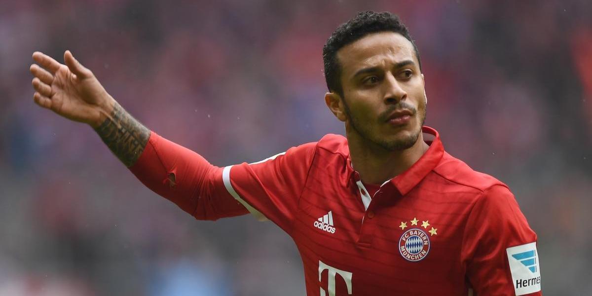 Bayern Munich amplía contrato de Thiago Alcántara