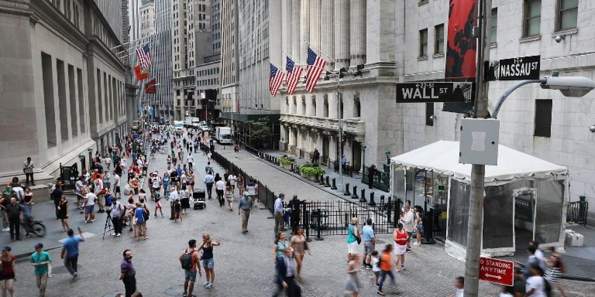 Economía de EEUU crece solo un 0,7% en el primer trimestre del año