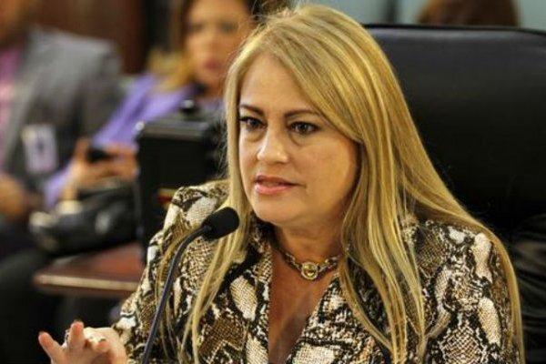 secretaria de Justicia, Wanda Vázquez