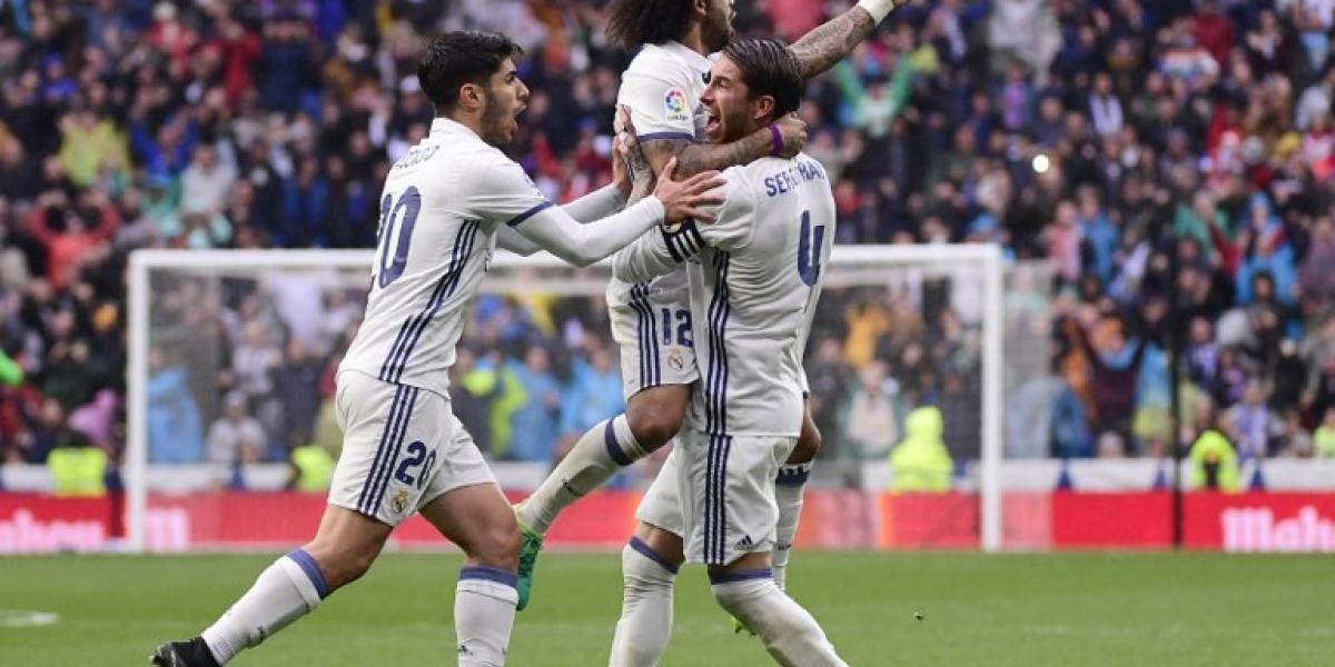 Real Madrid y Barcelona ganaron y siguen su dura lucha por el título
