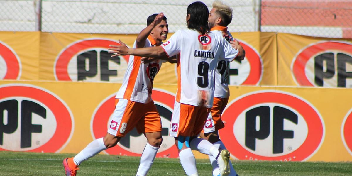 Cobresal le ganó un partidazo a Huachipato y se ilusiona con la permanencia
