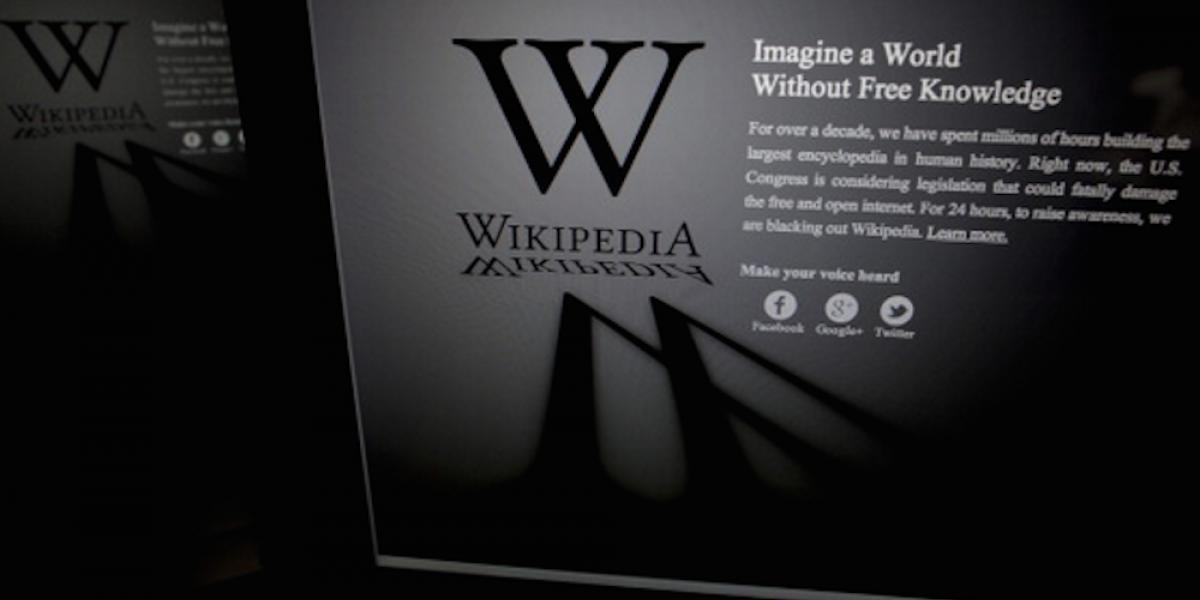 Turquía bloquea el acceso a Wikipedia para sus ciudadanos