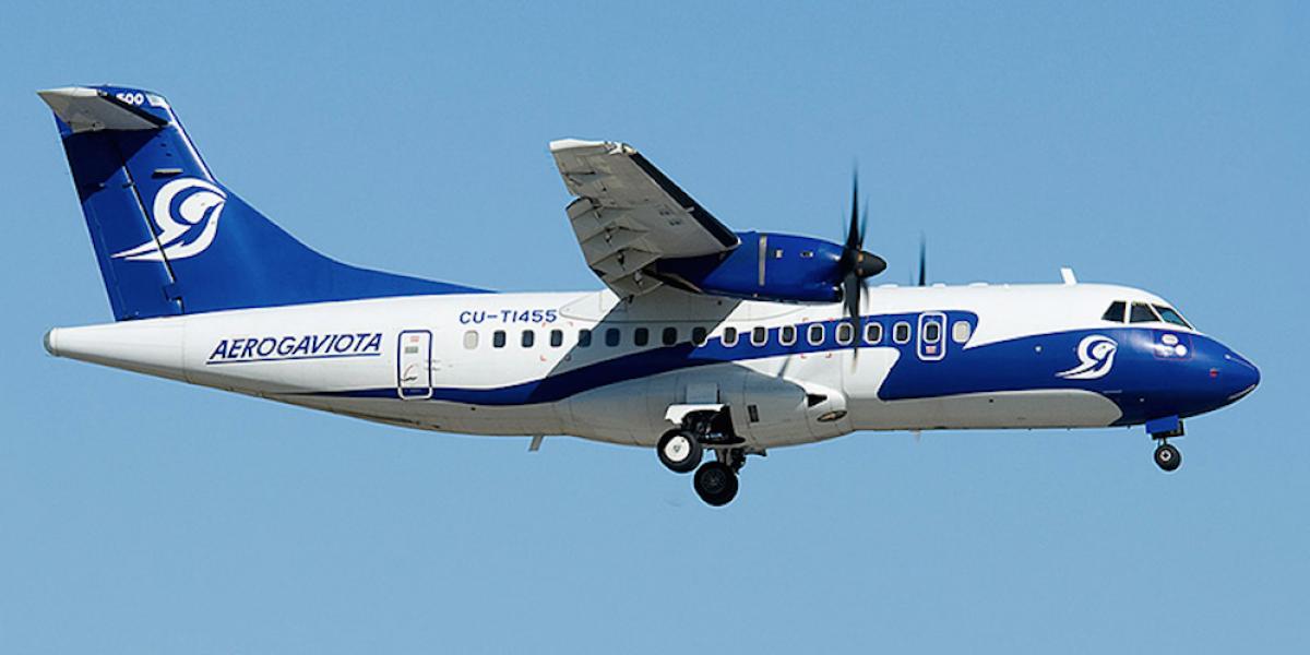 Reportan desaparición de avión de la empresa Aerogaviota en Cuba