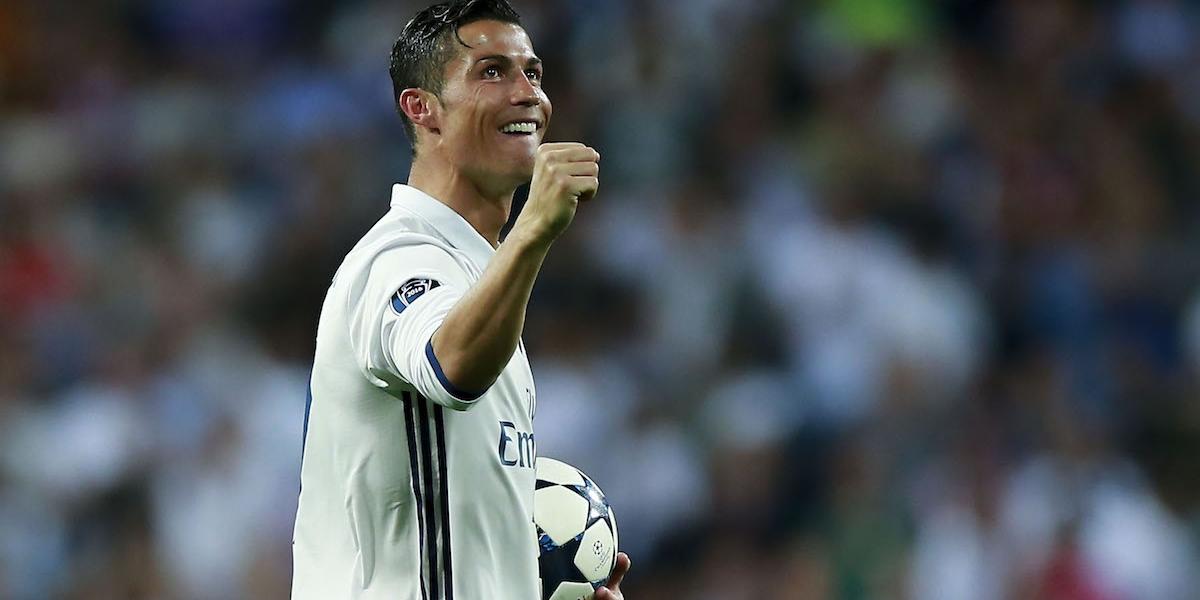 El nuevo récord mundial impuesto por Cristiano Ronaldo