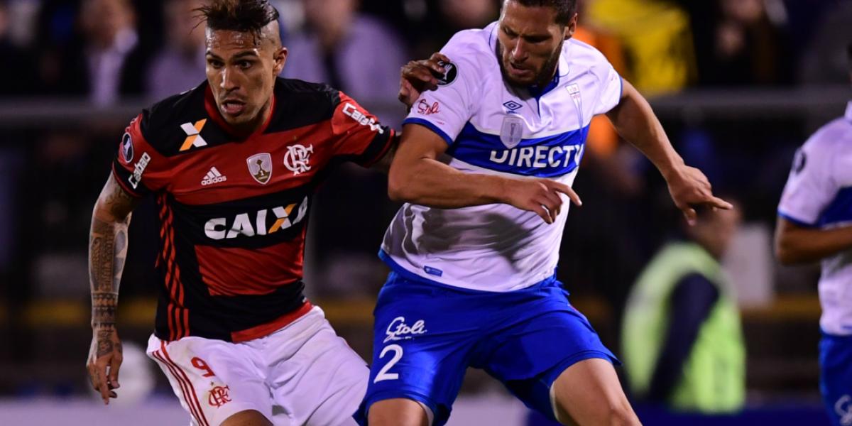 Dudas en la zaga de la UC: Lanaro no llega al duelo ante Flamengo en Maracaná