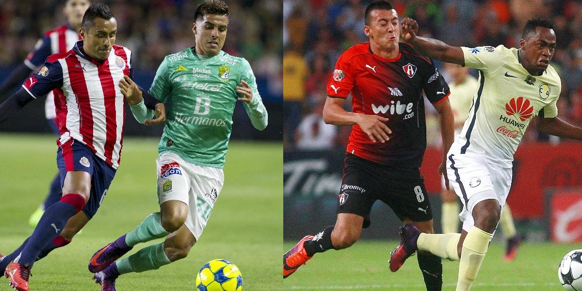 ¡Unos por la Liguilla; otros para sobrevivir en Primera División!