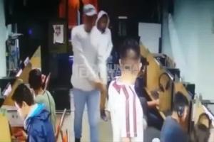 Video: Asaltan un cibercafé en Ecatepec en menos de un minuto