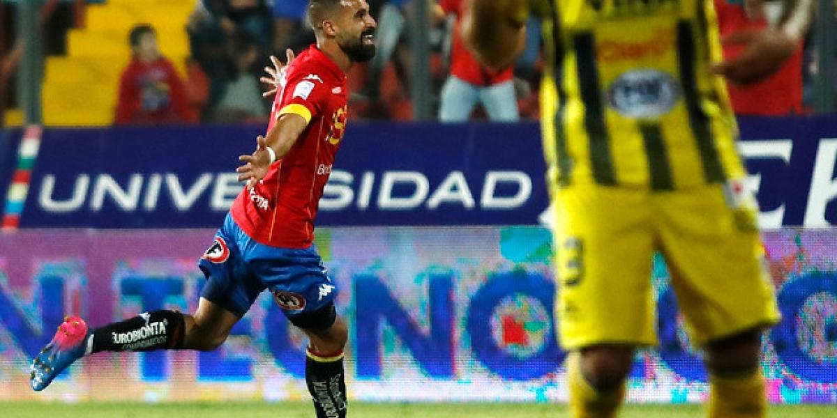 Unión Española bajó a Everton y siguen prendidos en la pelea por el Clausura