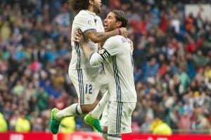 Real Madrid consigue sufrida victoria ante el Valencia