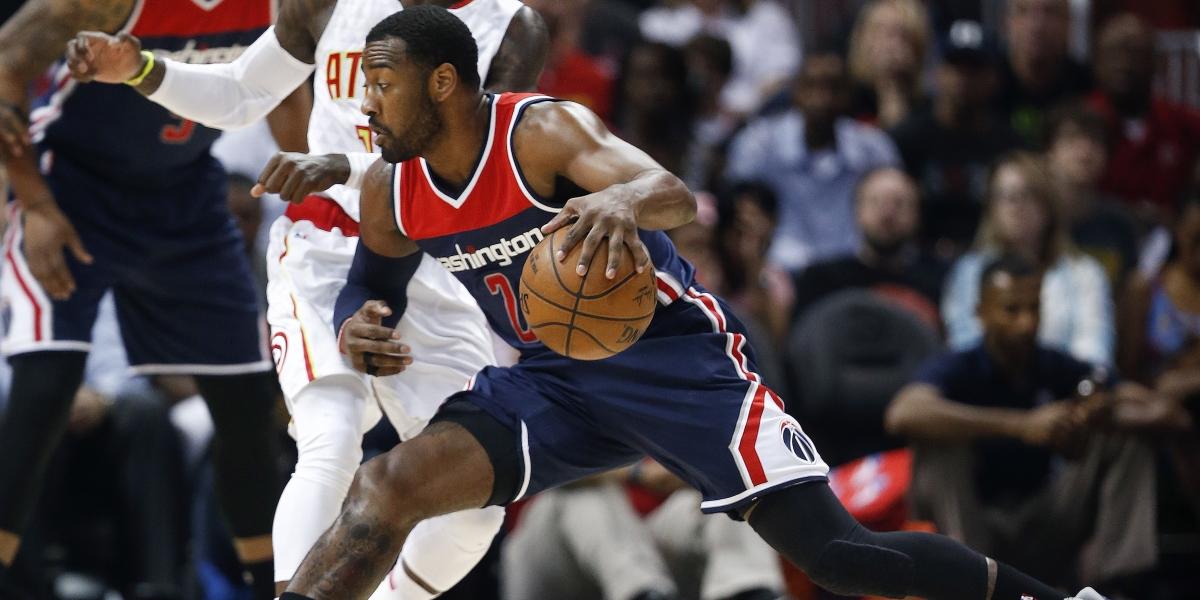 John Wall anota 42 puntos y Wizards eliminan a Hawks