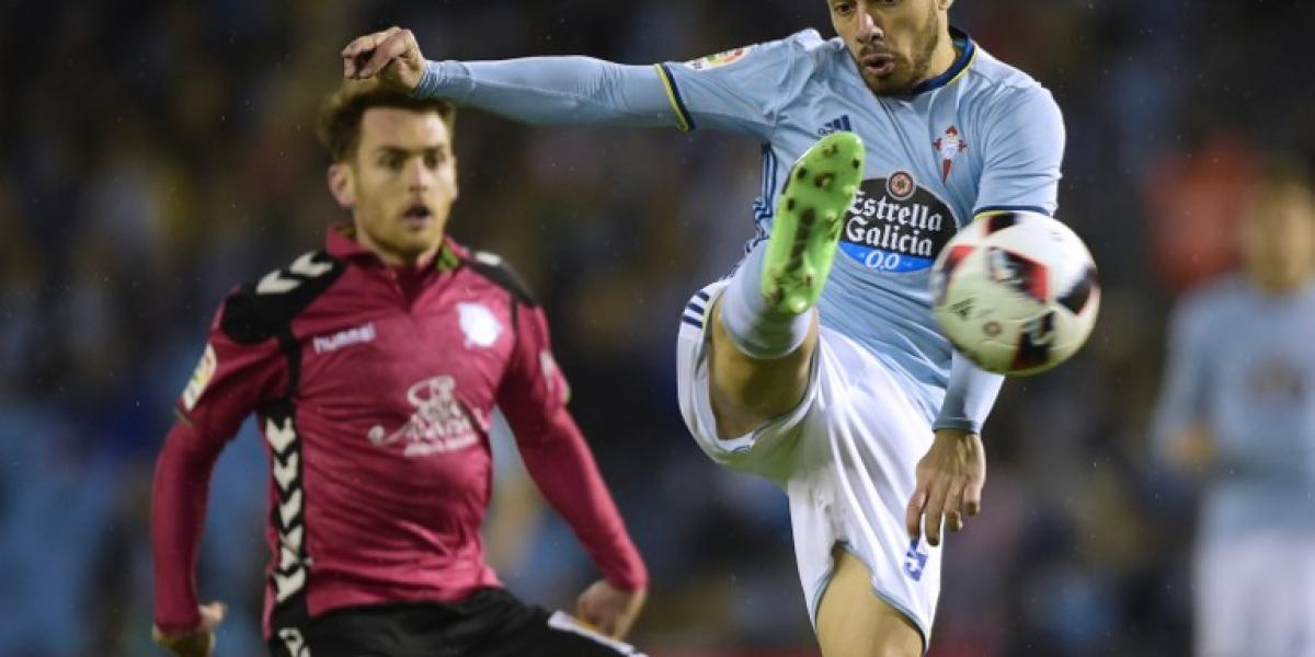 Celta de Marcelo Díaz sufrió dolorosa goleada ante Athletic de Bilbao
