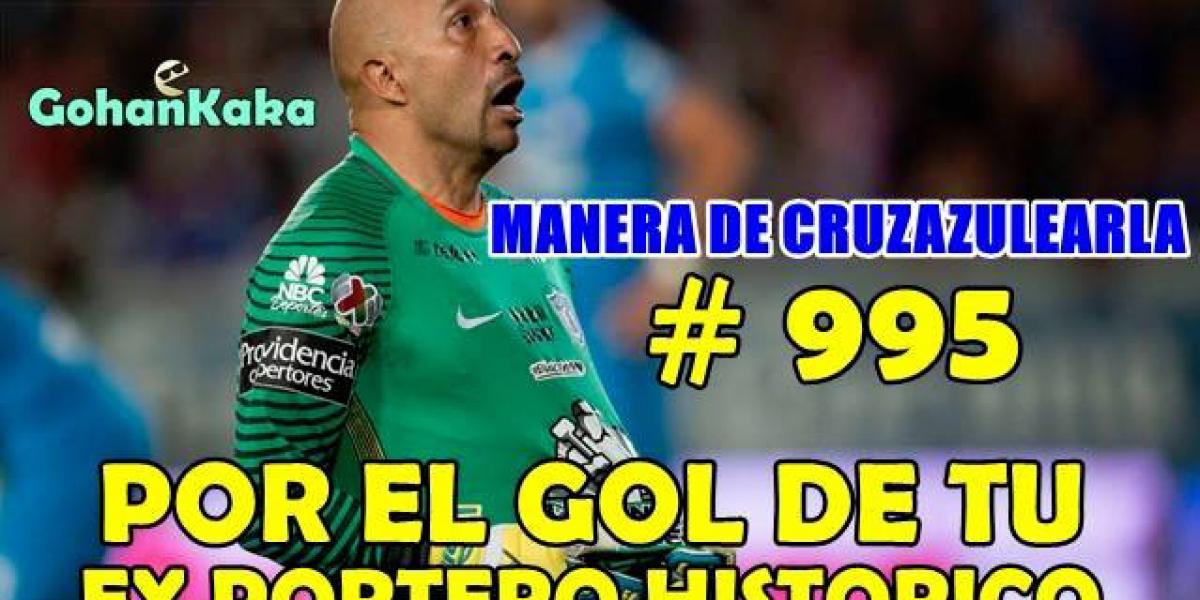 Los mejores memes de la jornada 16 de la Liga MX