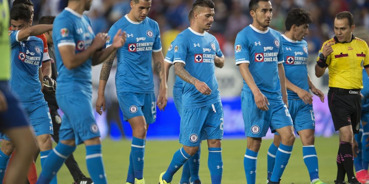 Cruz Azul suma seis torneos sin calificar a la Liguilla