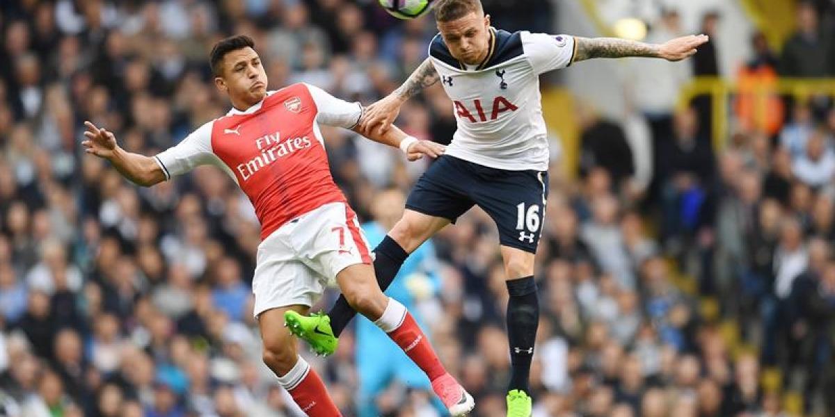 Arsenal sucumbe en el clásico ante un Tottenham que lo alejó de puestos de Champions League