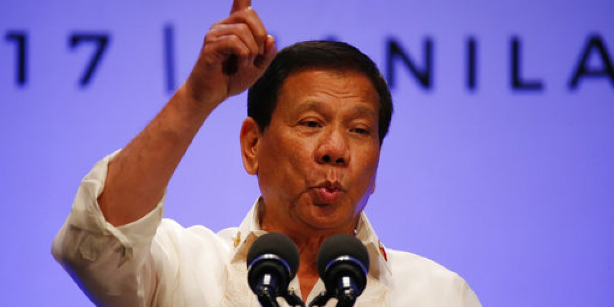 Duterte visitará la Casa Blanca por invitación de Trump