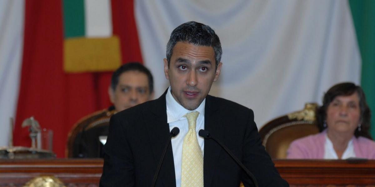 Asaltan módulo de diputado del PRD en la CDMX