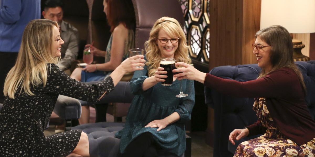 A Amy y Bernadette, de Big Bang Theory, les duplican el sueldo