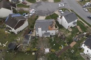 Paso de tornados en Texas dejan al menos 5 muertos y más de 50 heridos