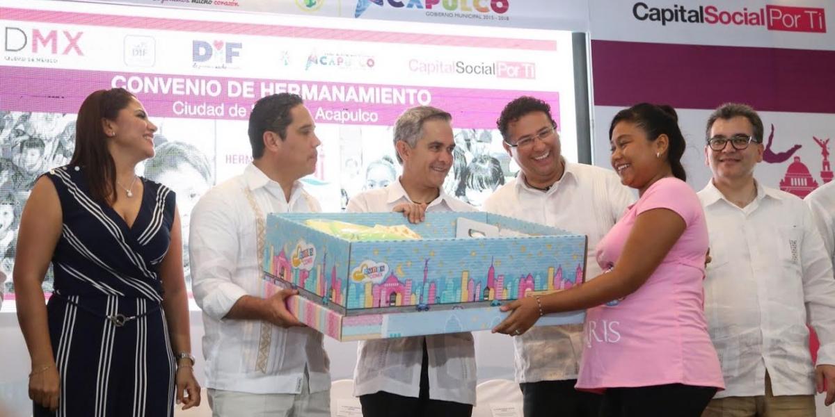 Acapulco replicará programa de cunas de la CDMX