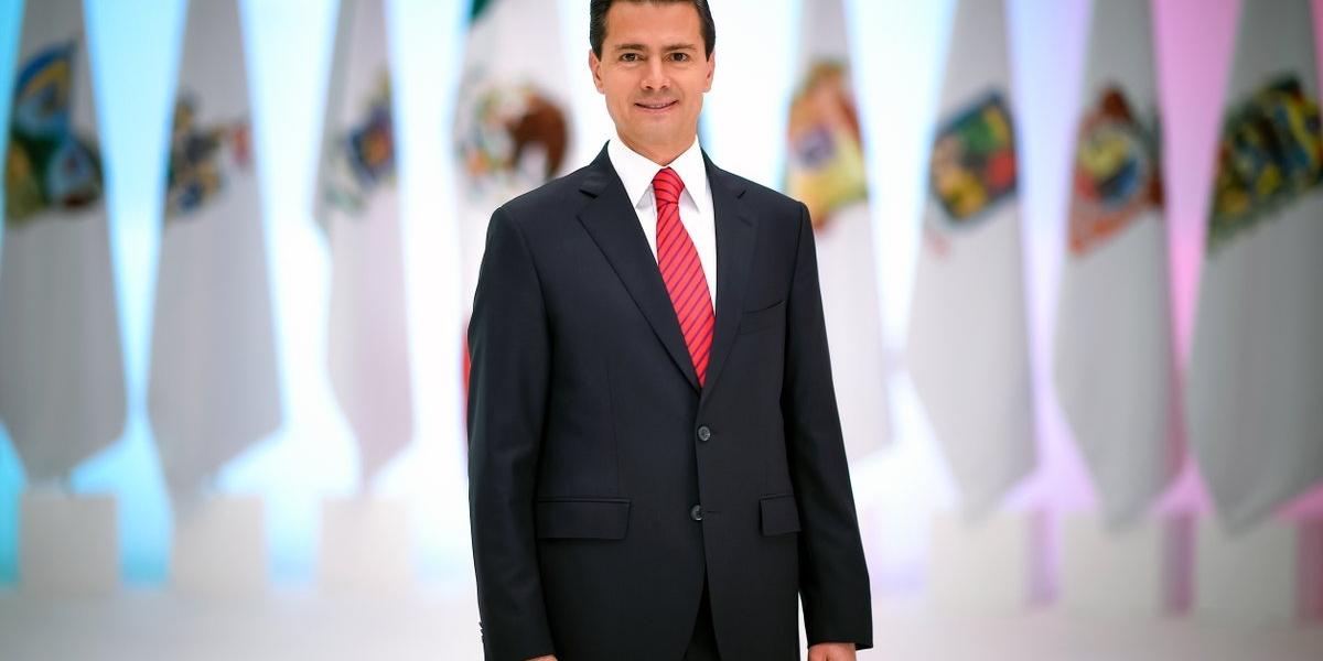 Los niños son el presente y el futuro de México: Enrique Peña Nieto