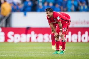 Marco Fabián y el Eintracht caen de último minuto con el Hoffenheim