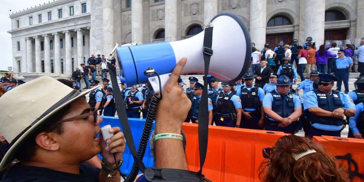 Federales estarán pendientes a las protestas del Paro Nacional