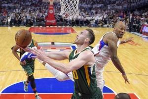 Jazz de Utah elimina a Clippers y será rival de Warriors en semifinales del Oeste